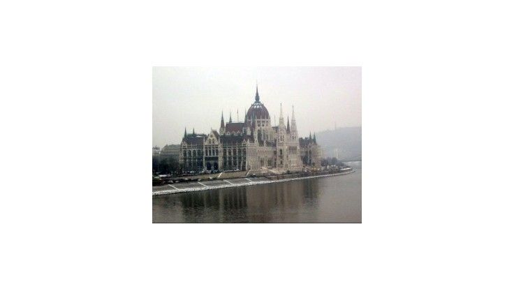 Proti korupcii a dani z internetu protestovali stovky Budapešťanov