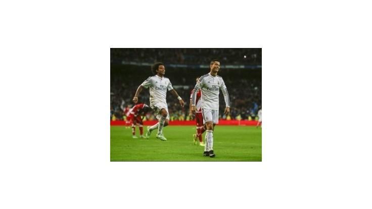 Real Madrid zdolal Rayo Vallecano 5:1, Barca otočila v Almerii