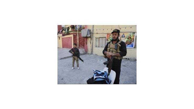 Iracká armáda postúpila a chce prelomiť obliehanie najväčšej rafinérie