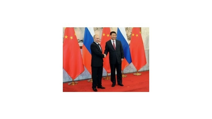 Rusko a Čína podpísali memorandum o vývoze plynu do Číny západnou trasou