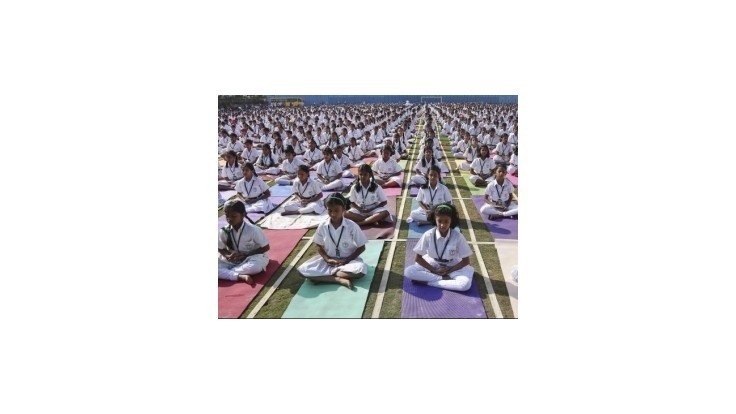 India si zriadila ministerstvo pre jógu