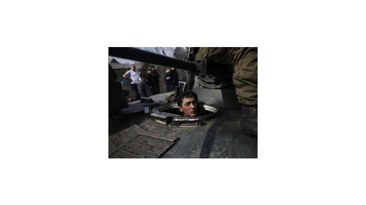 Od začiatku ATO prišlo o život vyše 1000 vojakov ukrajinských vládnych síl