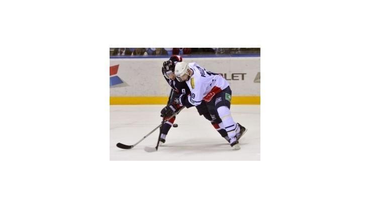 Slovan tretíkrát v sezóne prehral s Medveščakom, rozhodli nájazdy