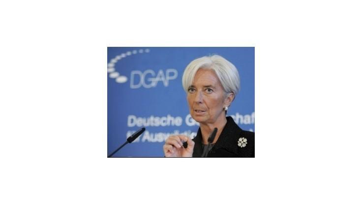 MMF varuje, že nízke ceny ropy poškodia ruskú ekonomiku