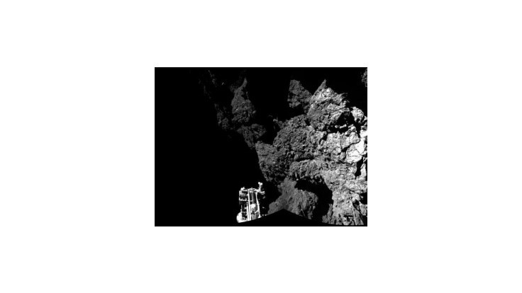 Misiu modulu Philae na kométe ohrozuje tieň