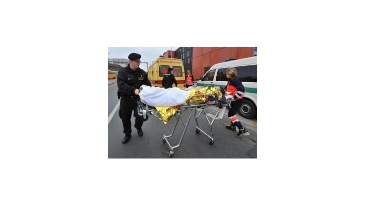Na Morave vybuchol colný sklad, zranilo sa najmenej sedem ľudí