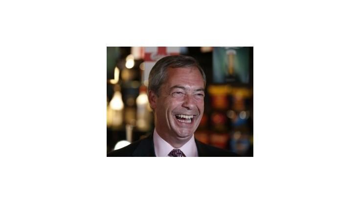 Euroskeptická strana UKIP získala druhé kreslo v parlamente