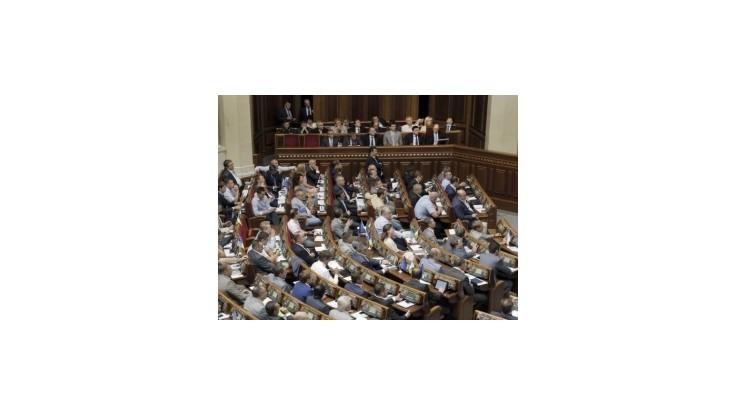 Ukrajinské strany sa dohodli na koalícii, chcú zrušiť poslaneckú imunitu