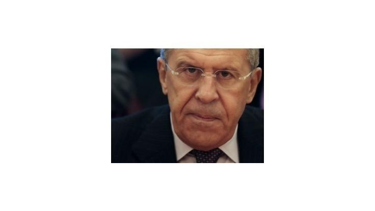 Podľa Lavrova sa západ snaží o zmenu režimu v Rusku