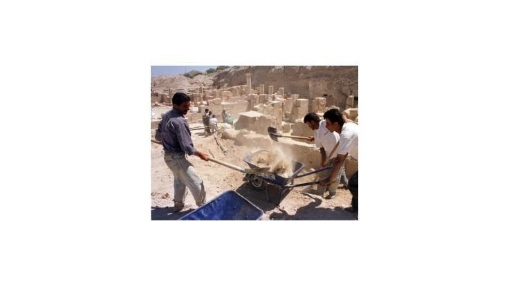V ruinách antického mesta odhalili krásne mozaiky, vyzerajú ako nové
