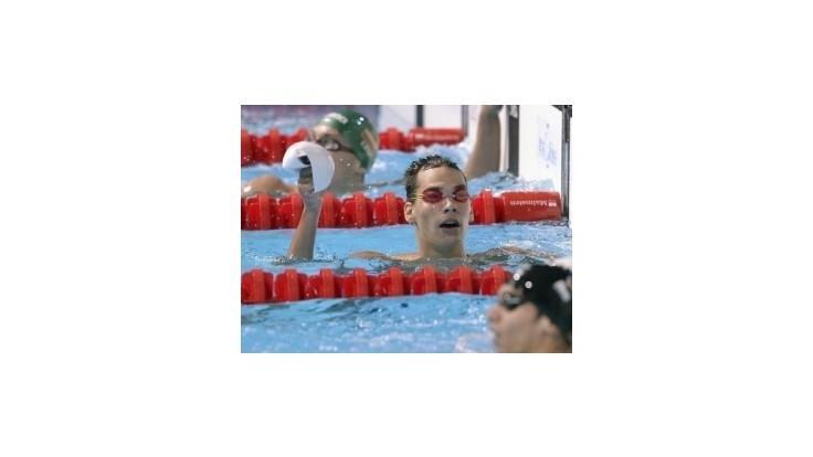 Slovenský plavec Richard Nagy vytvoril na MS v krátkom bazéne v Dauhe nový národný rekord