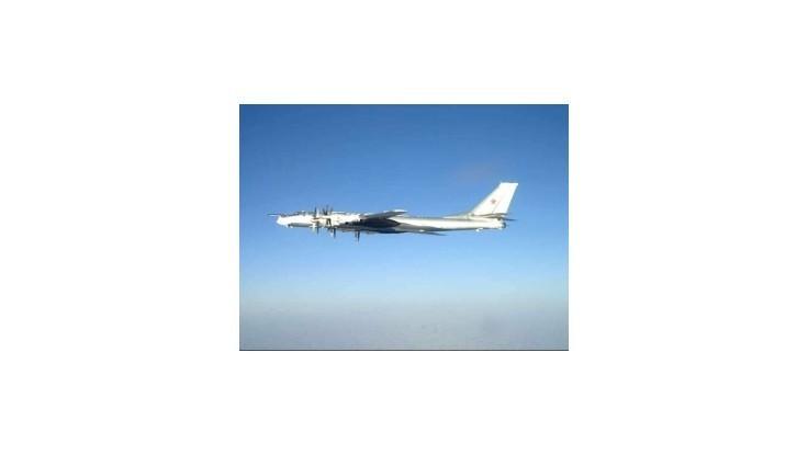 Rusko zvýšilo prítomnosť strategických lietadiel nad Baltikom