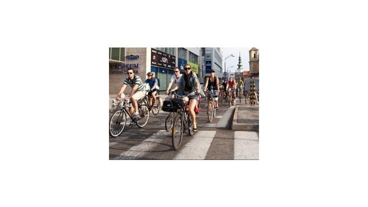 Bratislavčania hlasovali, v meste chcú požičovňu bicyklov