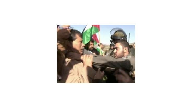 Čo zabilo protestujúceho ministra? Pitevné správy Izraela a Palestíny sa líšia