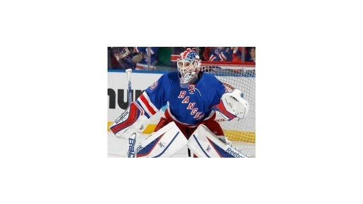 Slovan angažoval brankára LeNeveua, ktorý minulú sezónu strávil v NY Rangers
