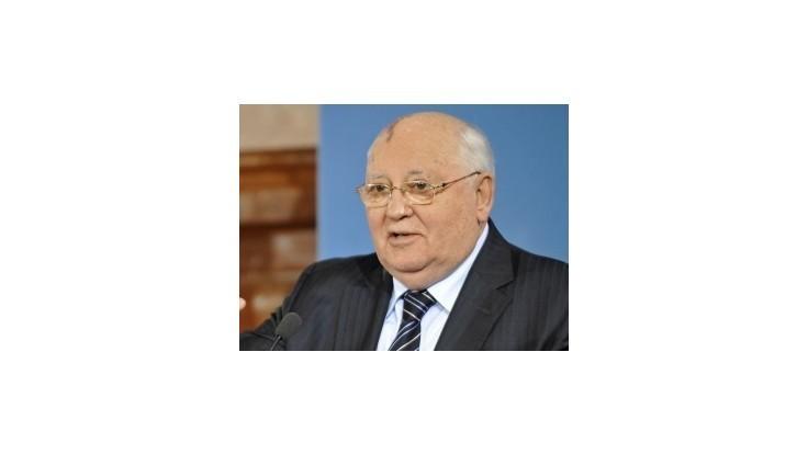 Za novú studenú vojnu sú zodpovedné Spojené štáty, myslí si Gorbačov