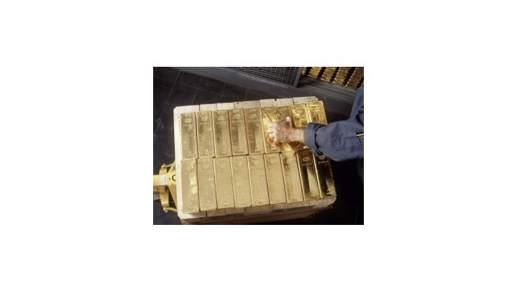 Rakúsko má 280 ton zlatého pokladu, 83% má uložených v zahraničí