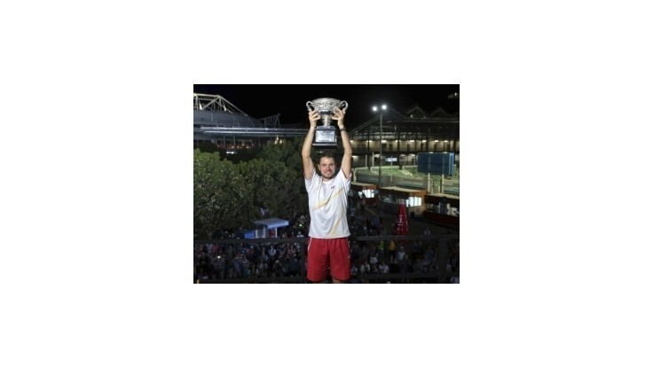 Na Australian Open mieri kompletná prvá stovka rebríčka ATP