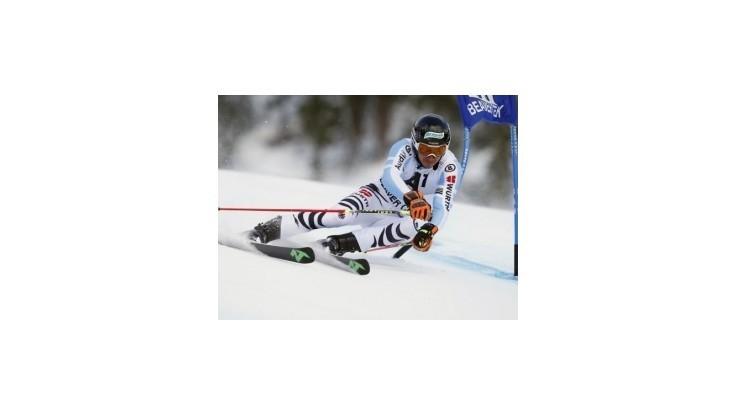 Neureuther lídrom v slalome, Adam Žampa nepostúpil
