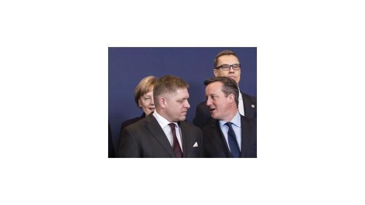 Fico: Sankcie nič nezmenili na politickom postoji Ruska k Ukrajine