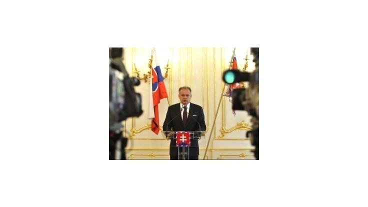 V novinárskej ankete o najlepšie komunikujúceho politika zvíťazil prezident Kiska
