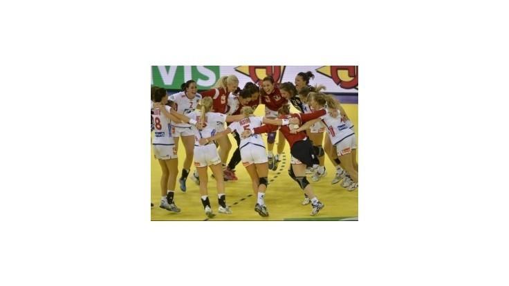 Nórky zdolali vo finále Španielsko 28:25, získali šiesty titul