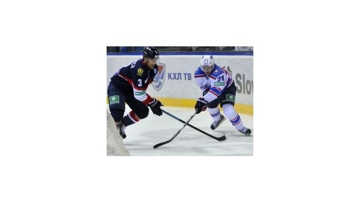 Slovan napriek prevahe prehral s Togliatti po nájazdoch