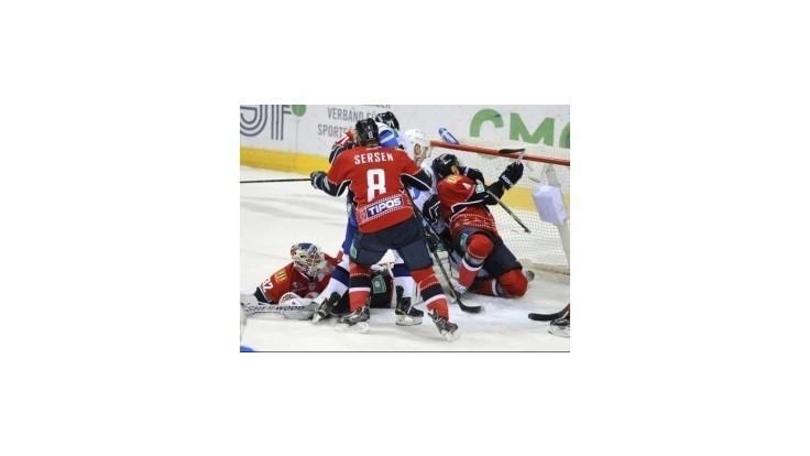 Slovan prišiel o výhru nad Nižnekamskom v závere