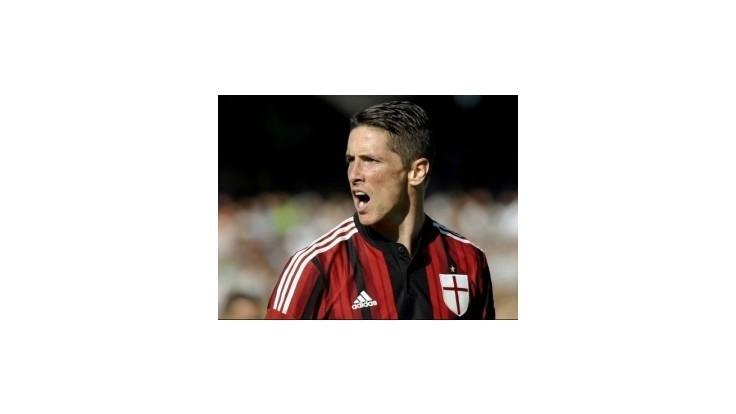 Fernando Torres sa vracia do Atlética