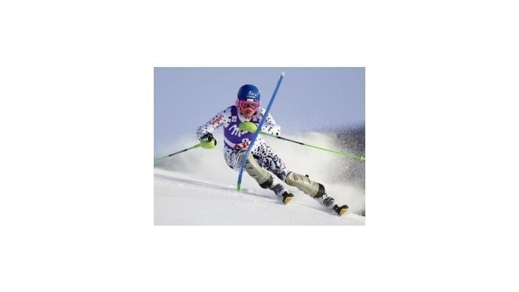 Vlhová v slalome v Kühtai na 18. mieste, Zuzulová padla pred cieľom