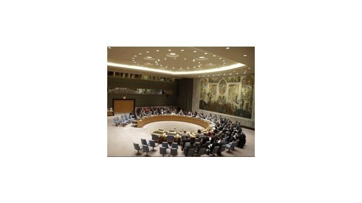 Arabské štáty predložili Bezpečnostnej rade OSN návrh rezolúcie o Palestíne