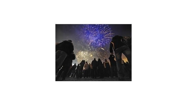 Banskobystričania uvidia ohňostroj až na Nový rok
