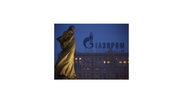 Naftogaz zaplatil Gazpromu za januárové dodávky plynu