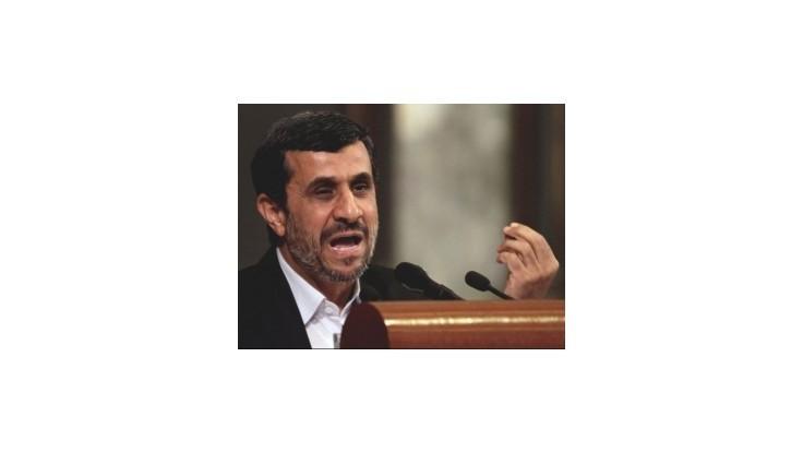 Irán kritizoval nové sankcie USA