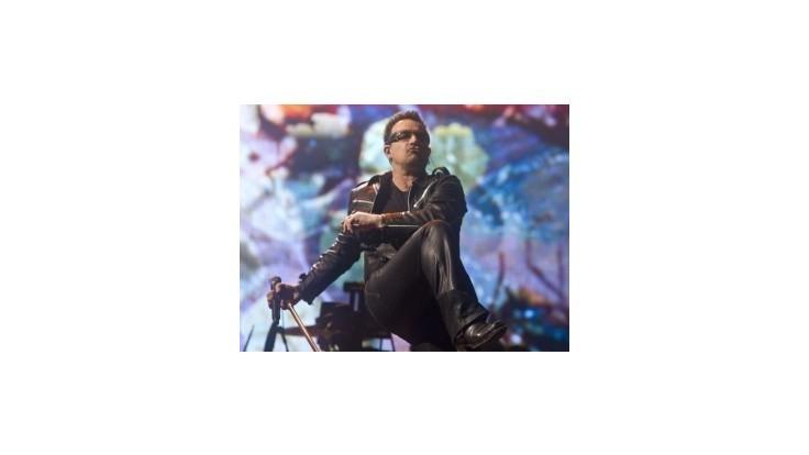 Bono sa pre zranenie obáva o svoju muzikantskú kariéru