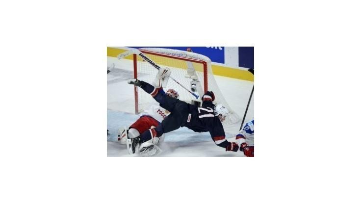 Rusi zdolali Američanov a postúpili do semifinále