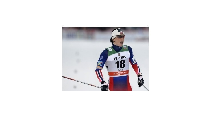Cologna a Björgenová vyhrali prológ Tour de Ski