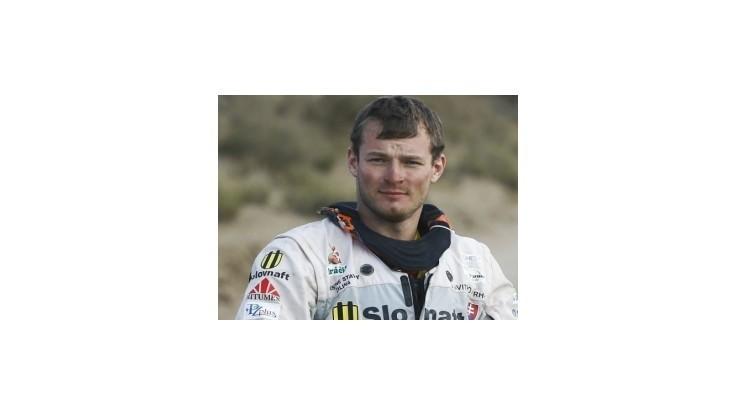 Slovák Svitko sa na Rely Dakar 2015 posunul vpred