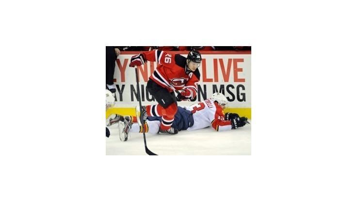 Slováci v nočných zápasoch NHL nebodovali, Eliáš zaznamenal bodový míľnik