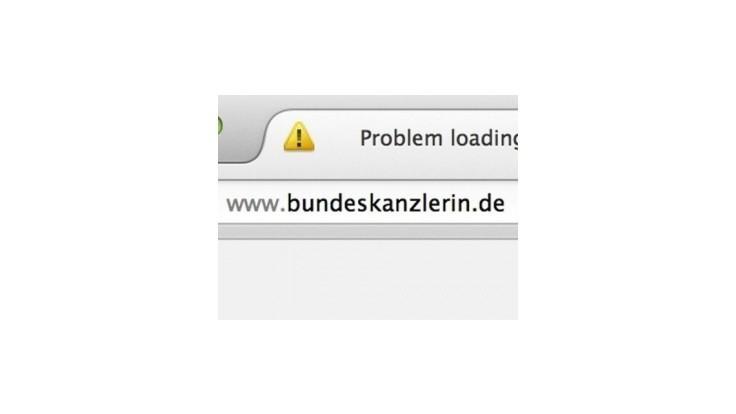 Proruskí hackeri sa prihlásili k útokom na nemecké vládne stránky