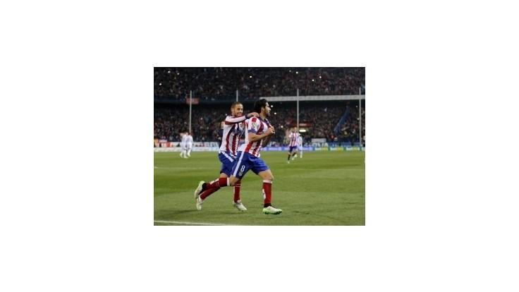 Atletico zdolalo v prvom zápase osemfinále Kráľovského pohára Real