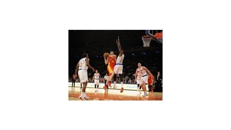 Knicks prehrali štrnástykrát v sérii