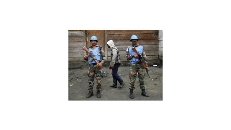Vojenské jednotky OSN sú pripravené na útok proti rwandským povstalcom