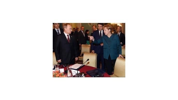 Kľúčový summit v Astane mal vyriešiť ukrajinský konflikt, zrušili ho