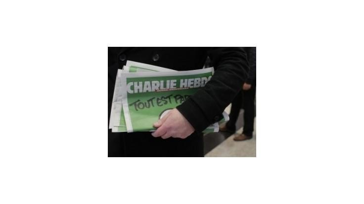Najnovšie vydanie Charlie Hebdo príde aj na Slovensko