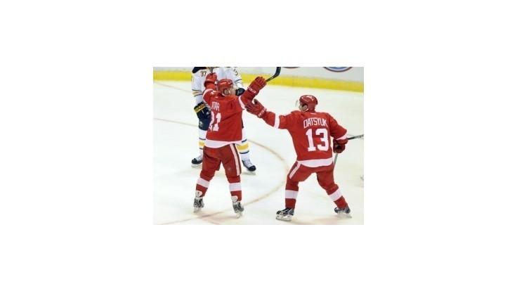 Tatar pomohol Detroitu gólom a asistenciou