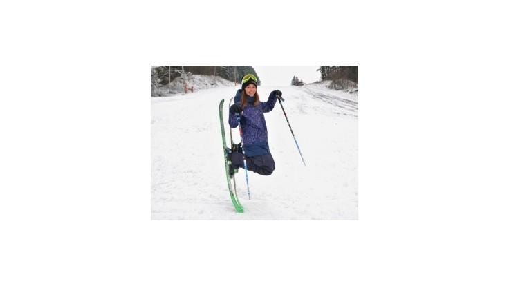 Stromková získala na MS bronz v akrobatickom lyžovaní
