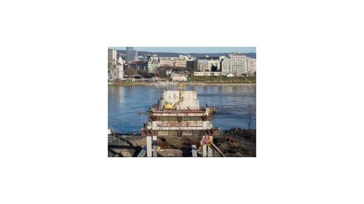 Brusel preplatí výstavbu bratislavského mosta, na projekt dá 63 miliónov