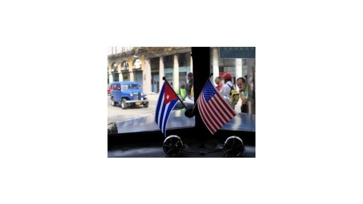 USA a Kuba rokovali o vzájomnom otvorení veľvyslanectiev