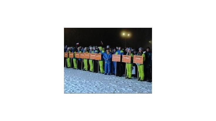 Prezident Kiska na Štrbskom Plese slávnostne otvoril 27. Svetovú zimnú univerziádu